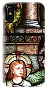 Young Jesus In The Temple IPhone Case