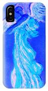 Your Angel Is Waiting II IPhone Case
