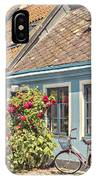 Ystad Cottages IPhone Case
