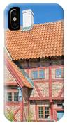 Ystad Old Mayors House IPhone Case