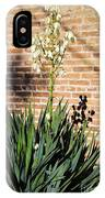 Yucca In The Morning IPhone Case