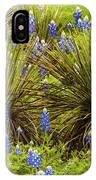 Yucca With Bonnets IPhone Case