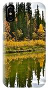 Yukon Autumn IPhone Case