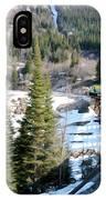 Yukon Railroad 3 IPhone Case