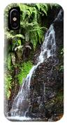 Yungas Waterfall IPhone Case