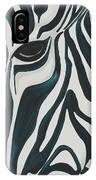 Zebra IPhone Case by Aliya Michelle
