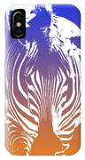 Zebra Crossing V6 IPhone Case