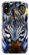 Zebra Dreams IPhone Case