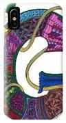Grand Gardenia IPhone Case