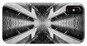 Zigzag Pier Illusion D IPhone Case
