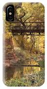 Zion Bridge IPhone Case