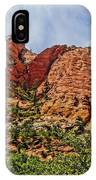 Zion National Park In Summer IPhone Case
