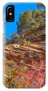 Zion Reds IPhone Case