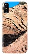 Zion Ripples IPhone Case