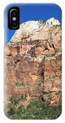 Zion Wall IPhone Case