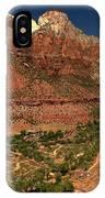 Zion White Caps IPhone Case
