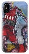 Zombie Heat IPhone Case