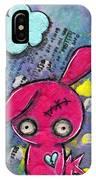 Zombiemania 1 IPhone Case
