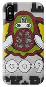 Zoo 98 Elephant Rock And Roll IPhone Case