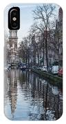 Zuiderkerk Amsterdam IPhone Case