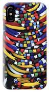 Zulu Necklace IPhone Case
