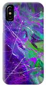 4th Symphony Of The Voyage Of The Stars IPhone Case