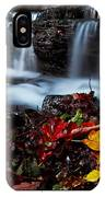 Autumnal Falls IPhone Case
