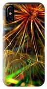 Dandelion Dreamtime IPhone Case