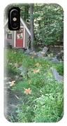 Magic Garden Pond IPhone Case