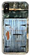 Old Wooden Doors IPhone Case