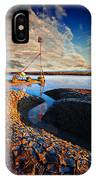 Sunset On The Marker IPhone Case