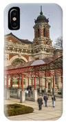 The Ellis Island Immigration Museum IPhone Case