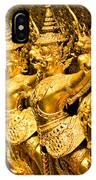 Wat Phra Kaeo IPhone Case