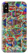 X 18 Talavera Fish Blessings IPhone Case