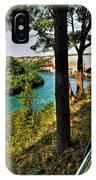 001 Niagara Gorge Trail Series  IPhone Case
