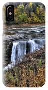 0016 Letchworth State Park Series  IPhone Case