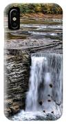 0017 Letchworth State Park Series  IPhone Case