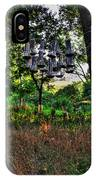 002 Bat Homes IPhone Case