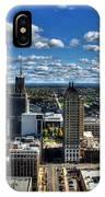 003 Autumn Days Of Buffalo Ny Birds Eye IPhone Case
