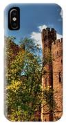 003 The 74th Regimental Armory In Buffalo New York IPhone Case