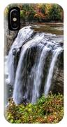0039 Letchworth State Park Series IPhone Case
