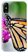 004 Making Things New Via The Butterfly Series IPhone Case