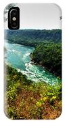 004 Niagara Gorge Trail Series  IPhone Case