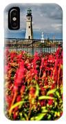 004 Summer Sunrise Series IPhone Case