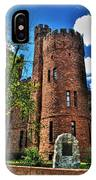 004 The 74th Regimental Armory In Buffalo New York IPhone Case
