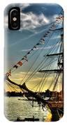 005 Uss Niagara 1813 Series  IPhone Case