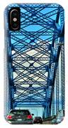 007 Grand Island Bridge Series  IPhone Case