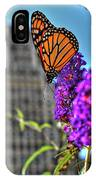 008 Making Things New Via The Butterfly Series IPhone Case