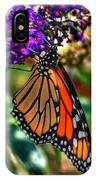 011 Making Things New Via The Butterfly Series IPhone Case