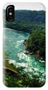 011 Niagara Gorge Trail Series  IPhone Case